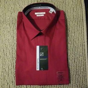 Van Heusen l/s XL dress shirt no iron